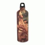 Art. nº 132 - Botella de aluminio en color camuflaje