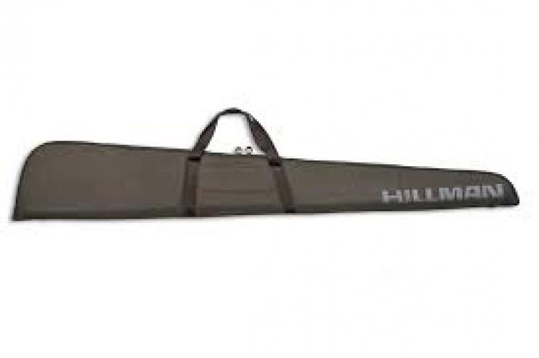 Art. nº 60 - Funda de 140 cm de alta calidad para escopeta o rifle sin visor en camuflaje