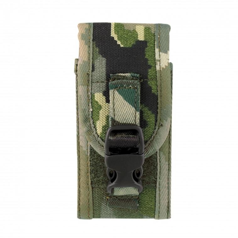 Art. nº 137 - Funda táctica de navaja, ajustable, con posición vertical y horizontal