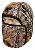 Art. nº 75 B - Máscara de camuflaje, reversible a naranja