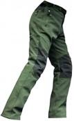 Art. nº  186 - Pantalón técnico de caza con rodilla preformada. Solo en color verde oliva.
