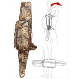 Art. nº 66 (3) ref.145503 - Pack de mochila y funda de arma, todo en uno. Ideal para monterías, rececho y todo tipo de caza.